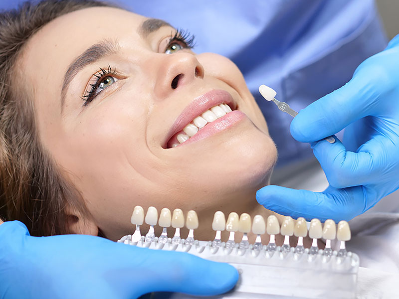 cosmetic dentistry in chestermere
