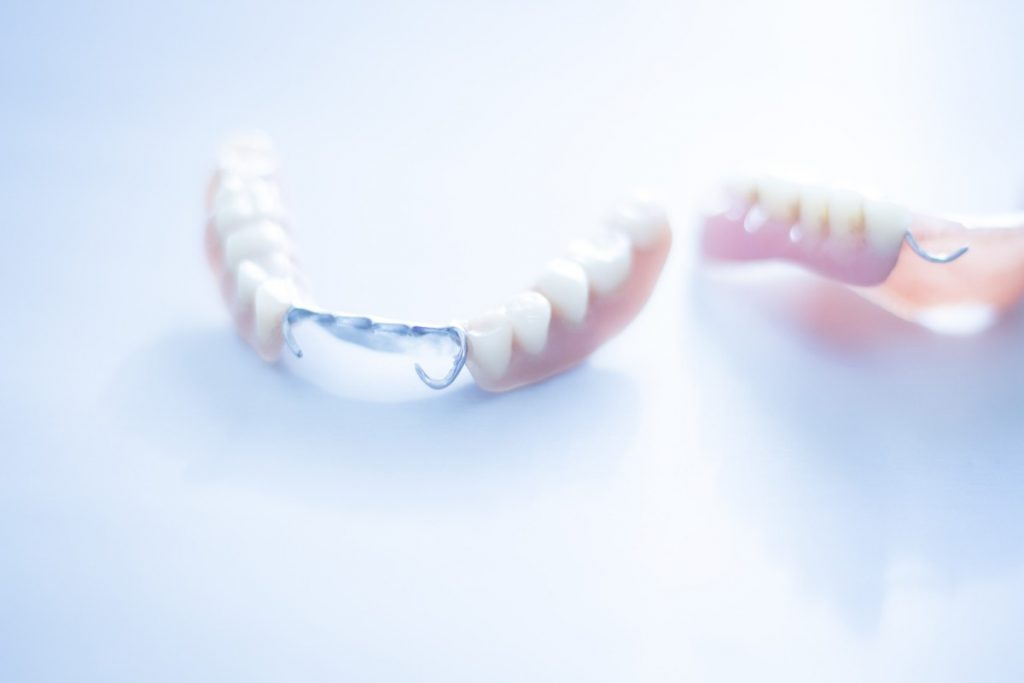 how to prepare for your new partial dentures